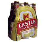 Castle Lager 6x330ml