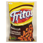 Fritos BBQ Flavour Corn Chips 120g
