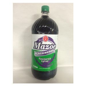 Mazoe Blackberry 2lt