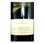 Nederburg Barone 750ml