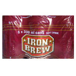 Spar-letta Iron Brew 6x330ml