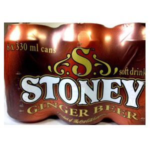 Stony Ginger Beer Slab 24x330ml