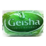 Geisha Aloe & Herb Soap 250g