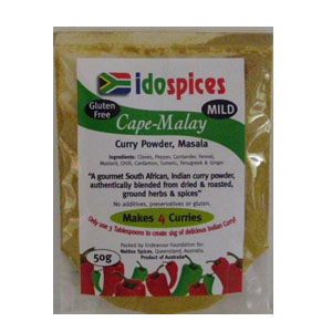 Cape Malay Curry 50g