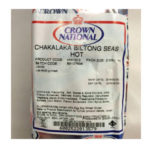 Crown National Chakalaka Biltong Seasoning Hot 2kg
